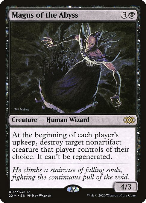 Magus of the Abyss (2XM)