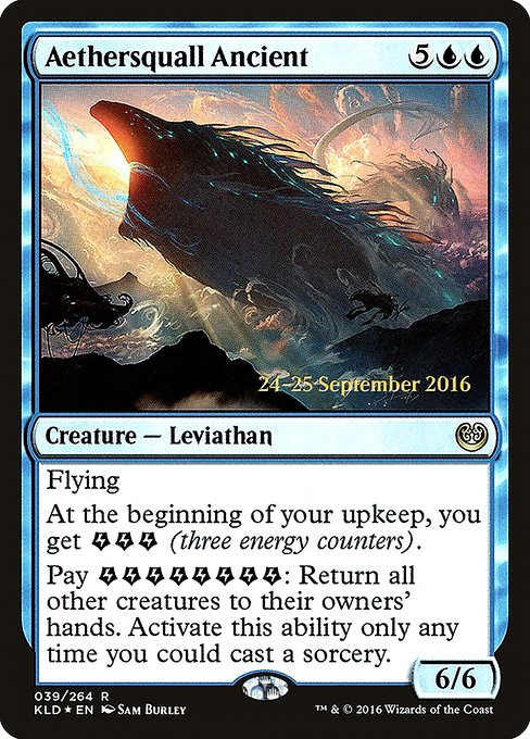 Aethersquall Ancient (PKLD)