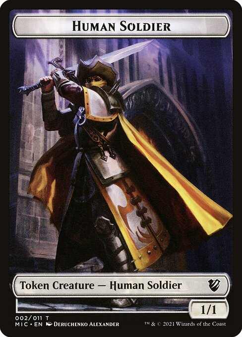 Human Soldier (TMIC)