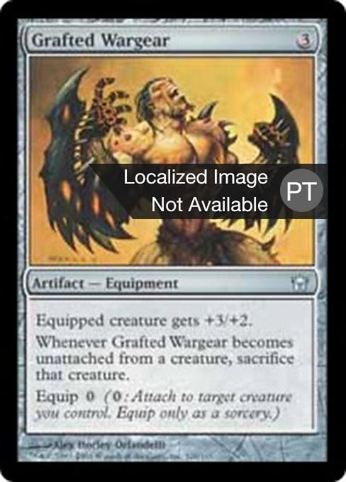 Grafted Wargear (5DN)