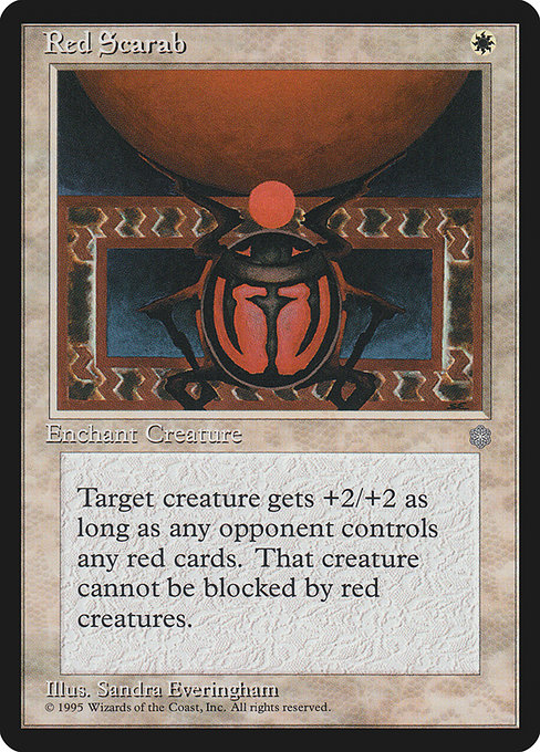 Red Scarab (ICE)