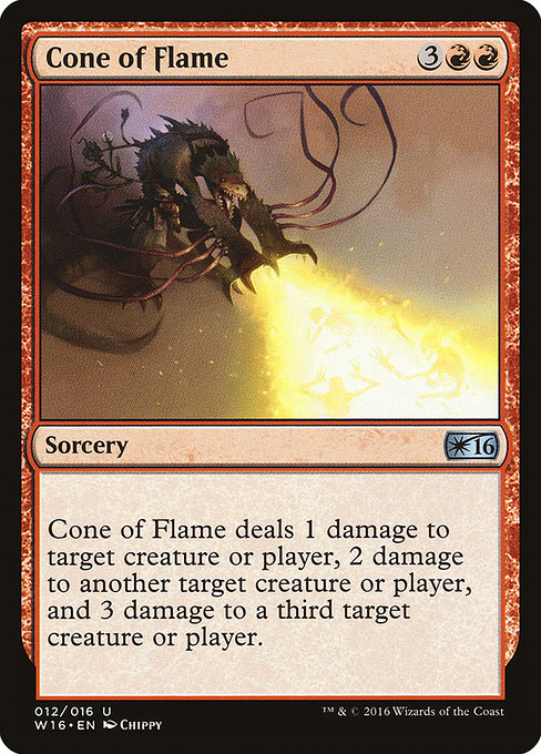 Cone of Flame (W16)