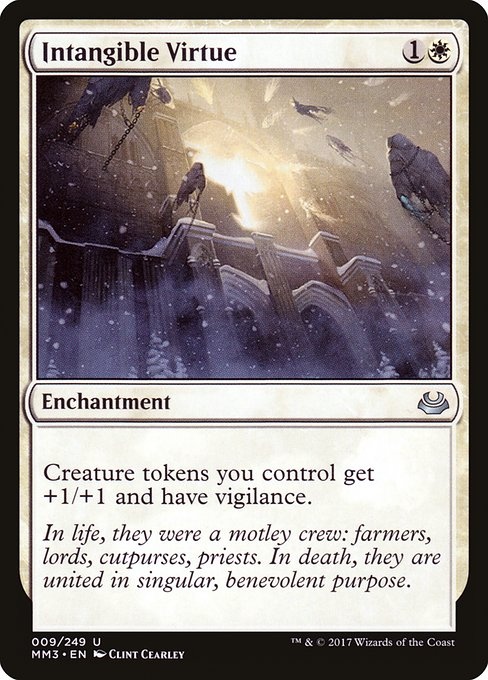 Intangible Virtue (MM3)