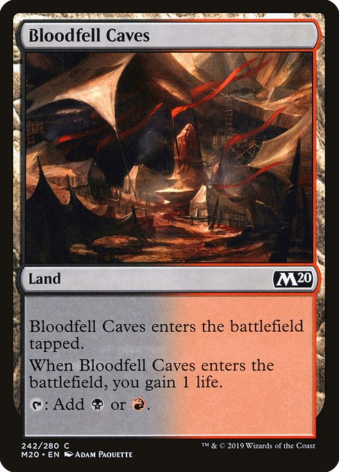 Bloodfell Caves (M20)