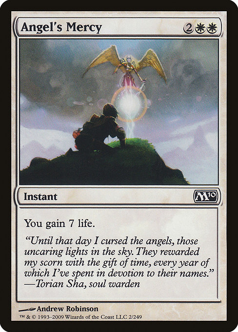 Angel's Mercy (M10)