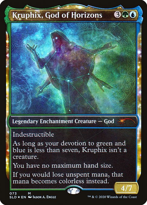 Kruphix, God of Horizons (SLD)