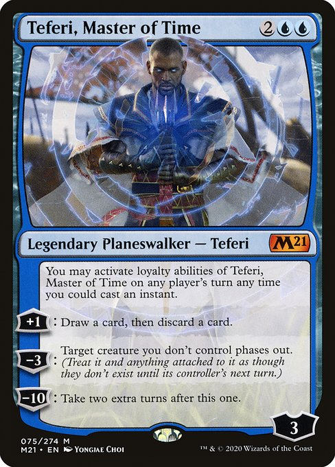 Teferi, Master of Time (M21)