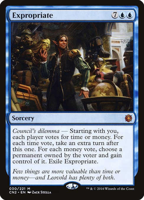 EDHREC - Expropriate (Card)