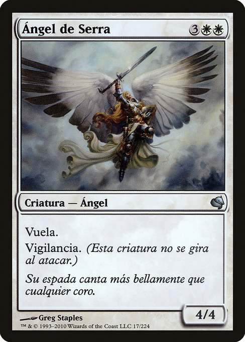 Serra Angel (PS11)