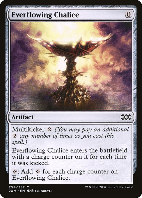 Everflowing Chalice (2XM)