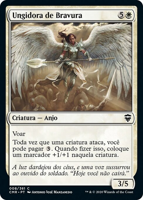 Anointer of Valor (CMR)