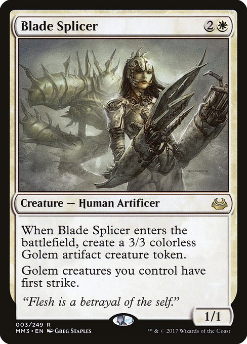 Blade Splicer (MM3)