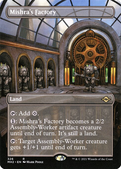 Mishra's Factory (MH2)