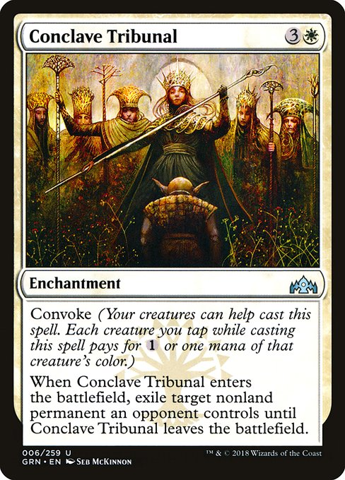 Conclave Tribunal (GRN)