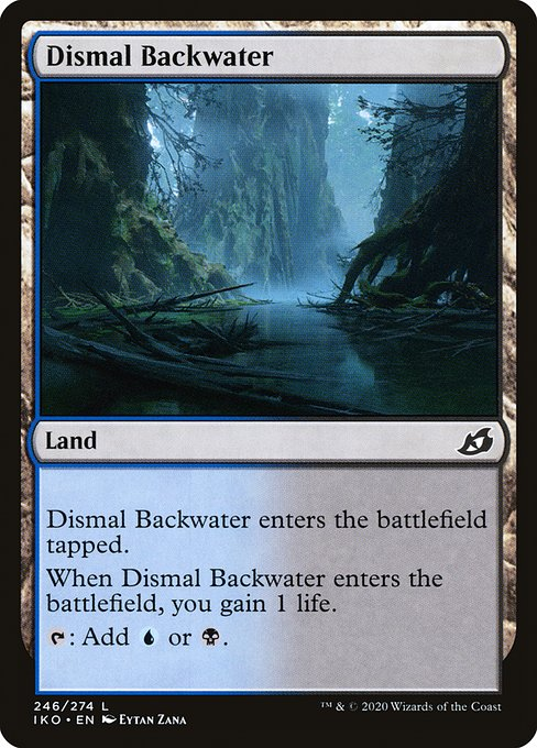 Dismal Backwater (IKO)