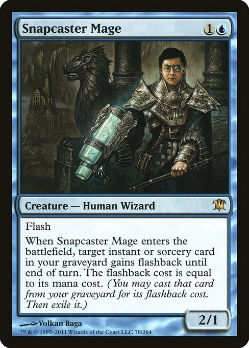 Snapcaster Mage - Innistrad
