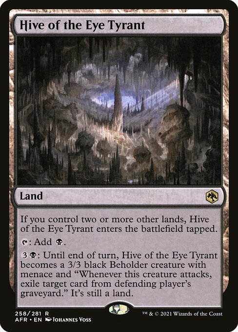 Hive of the Eye Tyrant (AFR)