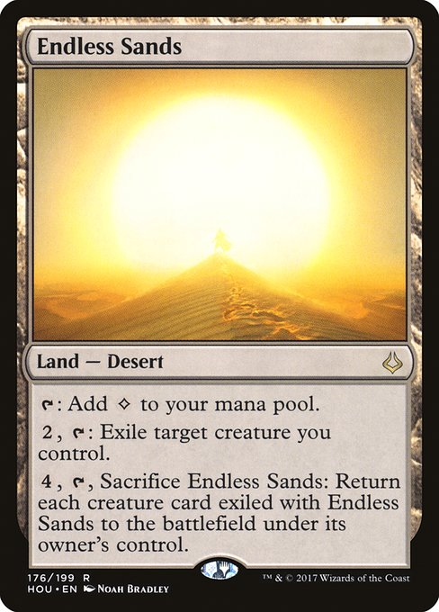 Endless Sands (HOU)