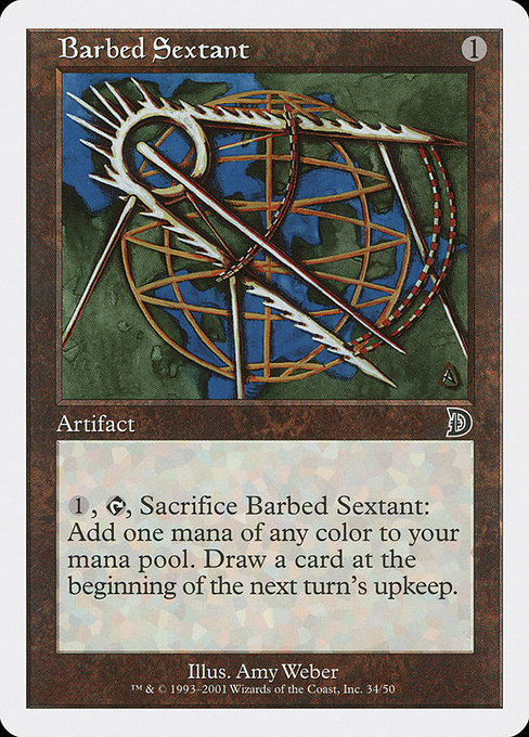 Barbed Sextant (DKM)