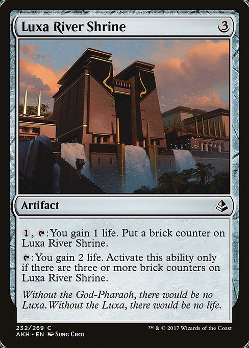 Luxa River Shrine (AKH)