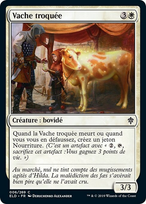 Bartered Cow (ELD)
