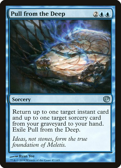 Pull from the Deep (JOU)