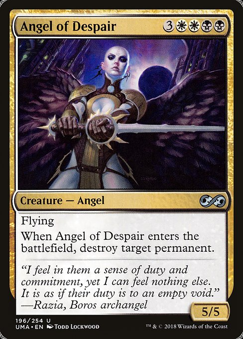 Angel of Despair (UMA)