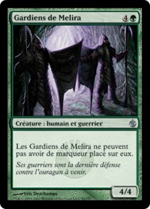 Melira's Keepers (MBS)