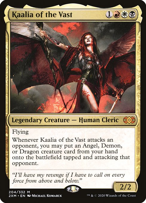 Kaalia of the Vast (2XM)