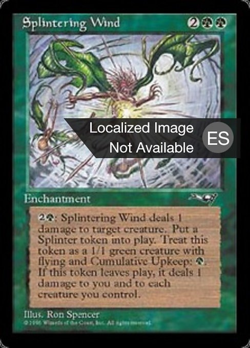 Splintering Wind (ALL)