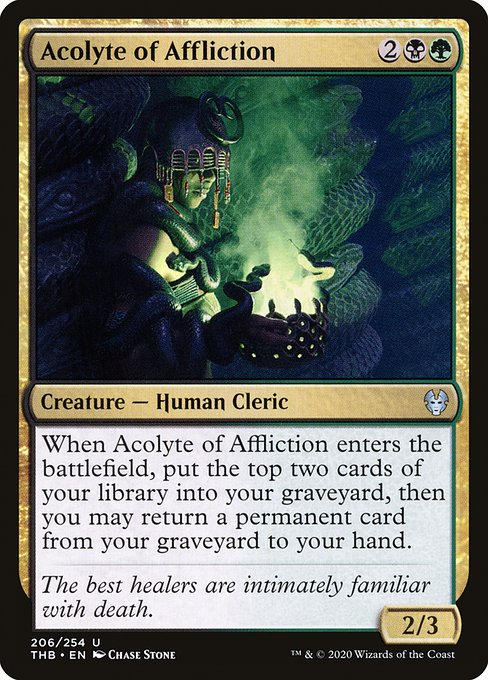 Acolyte of Affliction (THB)