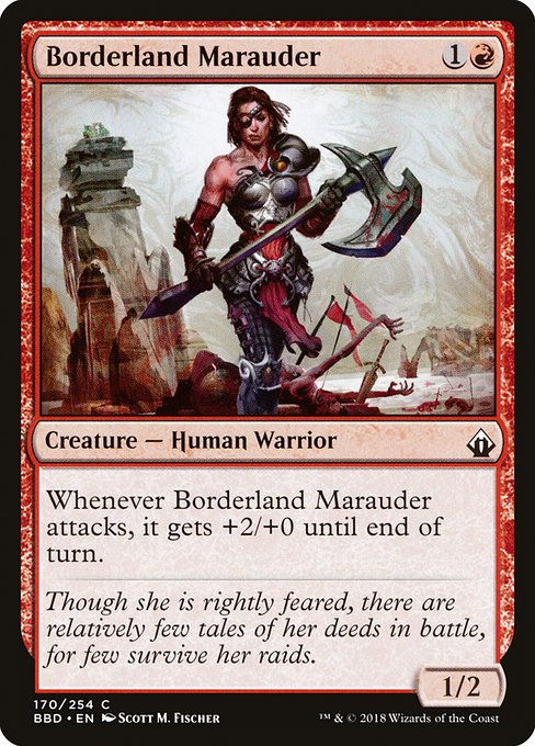 EDHREC - Lovisa Coldeyes (Commander) - Warrior Tribal