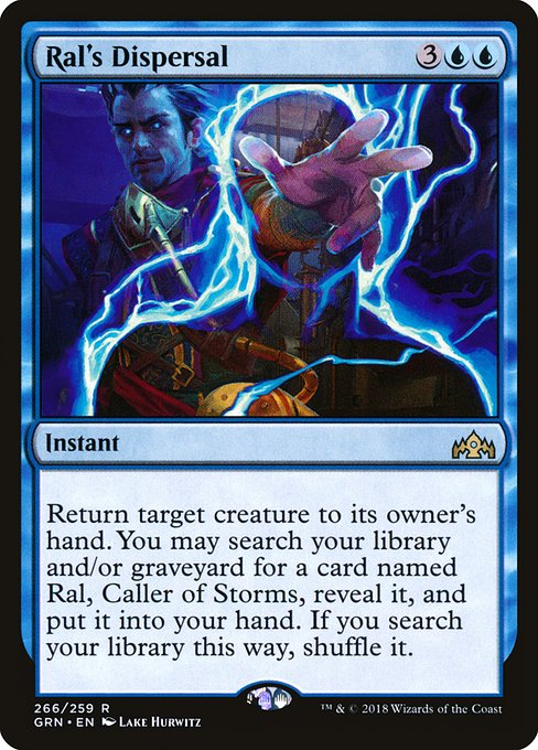 Ral's Dispersal (GRN)