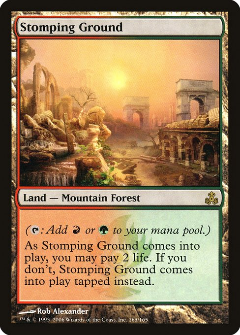 Stomping Ground (GPT)