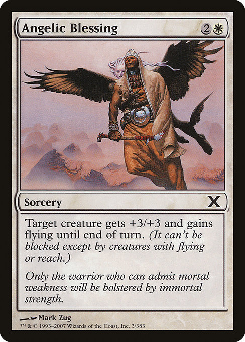 Angelic Blessing (10E)