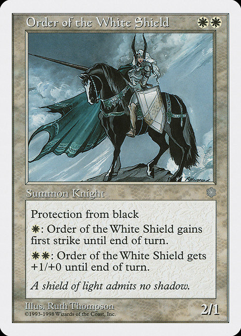 Order of the White Shield (ATH)