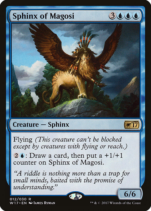 Sphinx of Magosi (W17)
