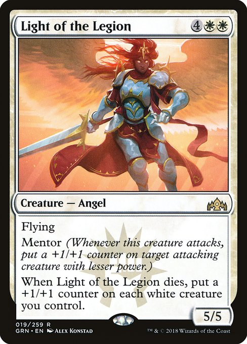 Light of the Legion (GRN)