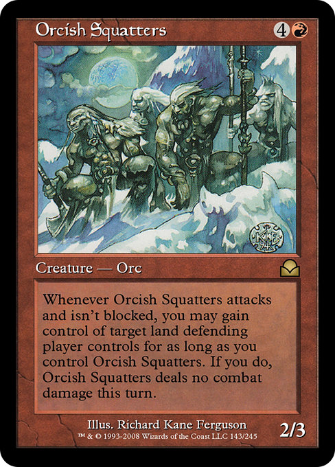 Orcish Squatters (ME2)