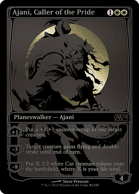 Ajani, Caller of the Pride (PSDC)