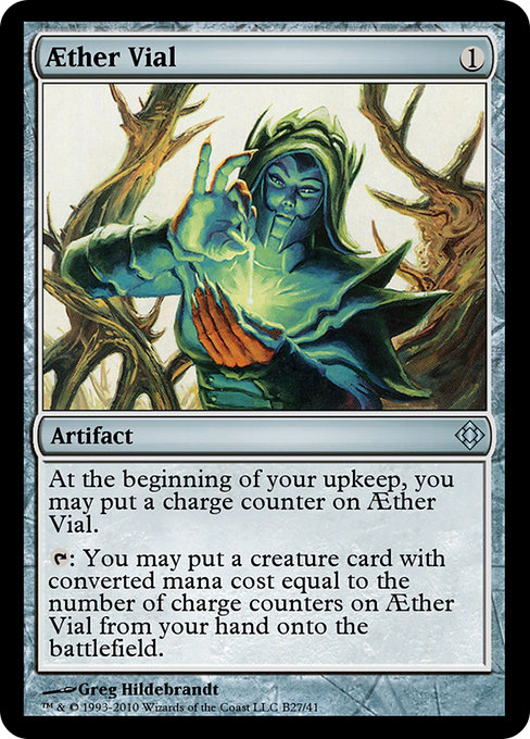 Aether Vial (TD0)