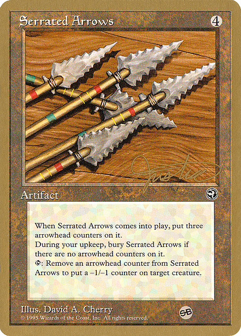 Serrated Arrows (PTC)