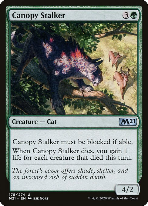 Canopy Stalker (M21)