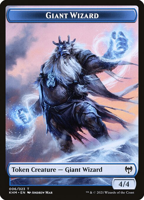 Giant Wizard (TKHM)
