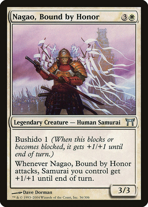 Nagao, Bound by Honor (CHK)