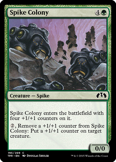 Spike Colony (TPR)
