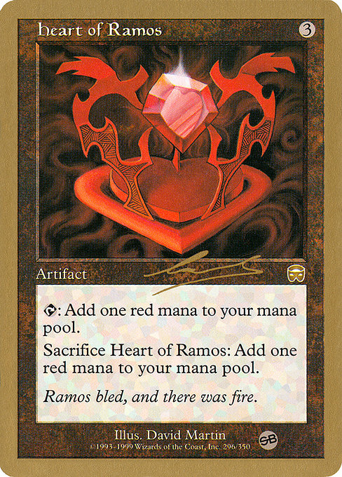 Heart of Ramos (WC00)