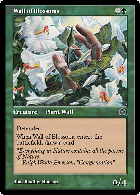Wall of Blossoms (PRM)