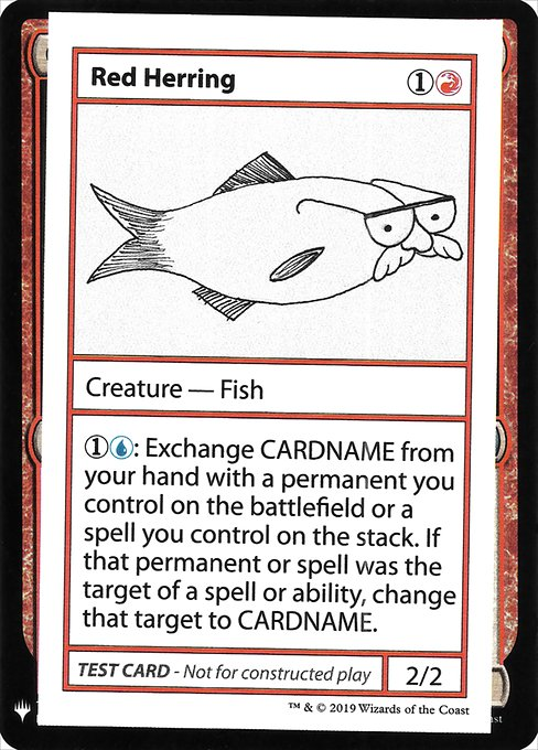 Red Herring (CMB1)