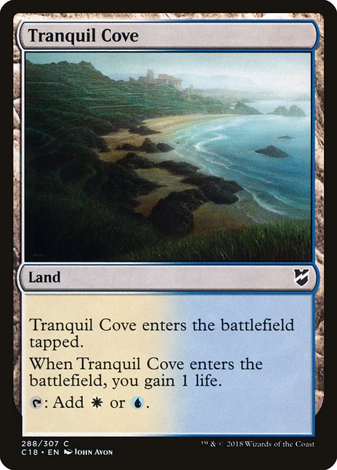 Tranquil Cove (C18)